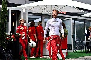 """Wolff : """"Se podían ver algunas grietas entre Vettel y Ferrari"""""""