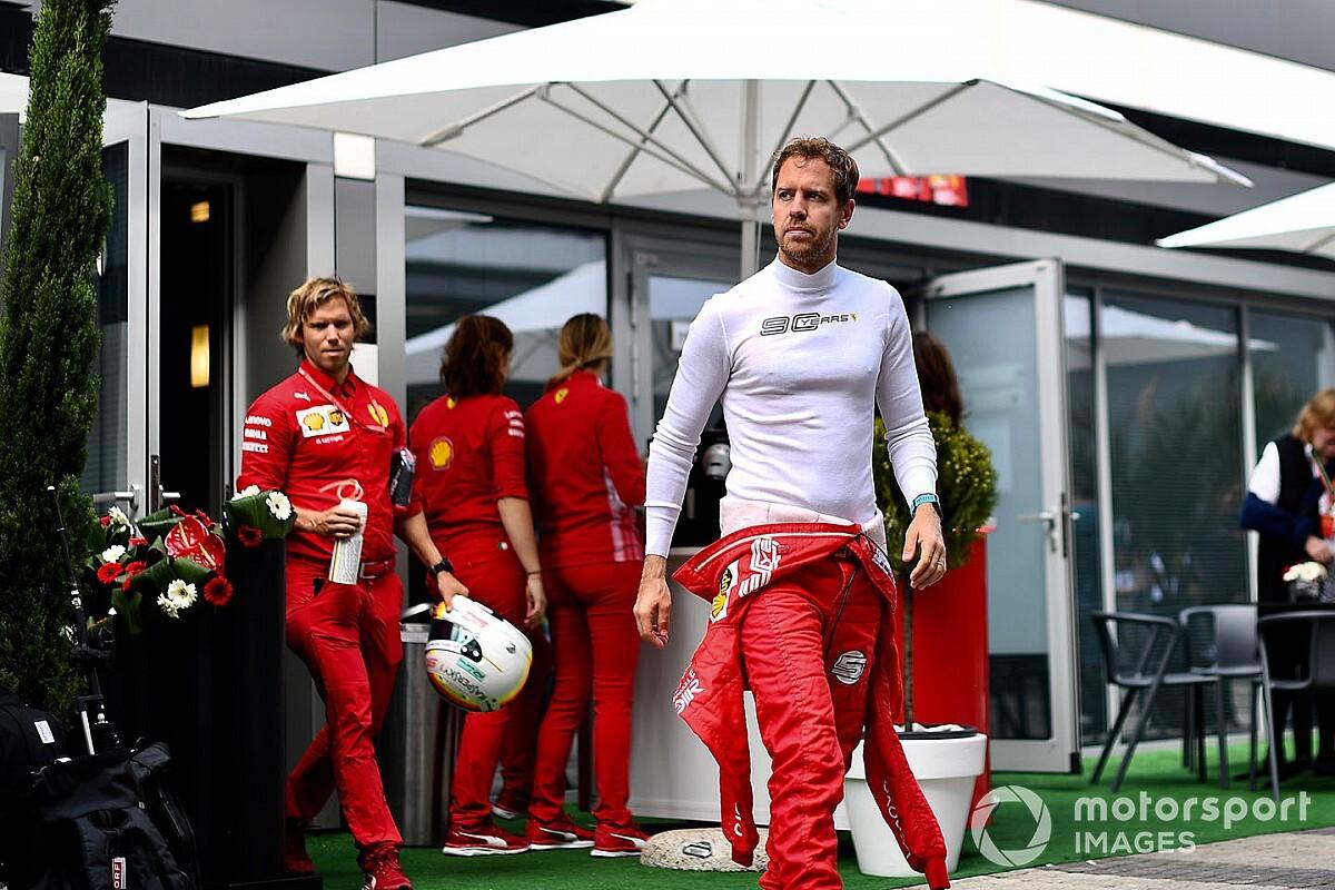 """Marko: """"Vettel şu anda en iyi üç pilot arasında değil"""""""