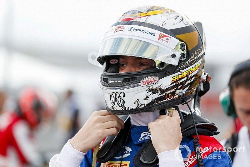 Ferrari all'attacco in F2: Shwartzman in Prema e Armstrong in ART