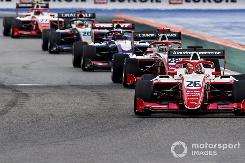 В квалификационной гонке Гран При Макао из-за поломки отключили DRS