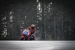 La lluvia desluce el estreno del Circuito de Finlandia