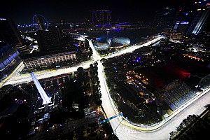 Lees terug: Vettel verschalkt Leclerc in Singapore