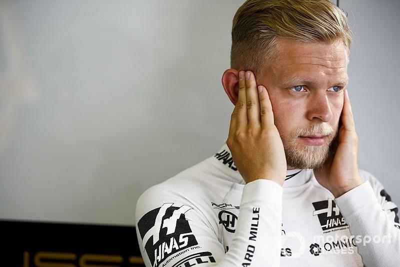 """Magnussen: """"Motor sporları beni hep cezbetti"""""""