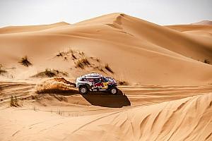 رالي المغرب: ساينز يفوز في المرحلة الثالثة والعطيّة يعزز صدارته