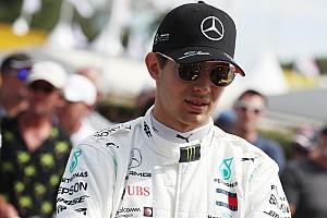 Ocon was 'heel dicht' bij Mercedes-zitje voor 2020