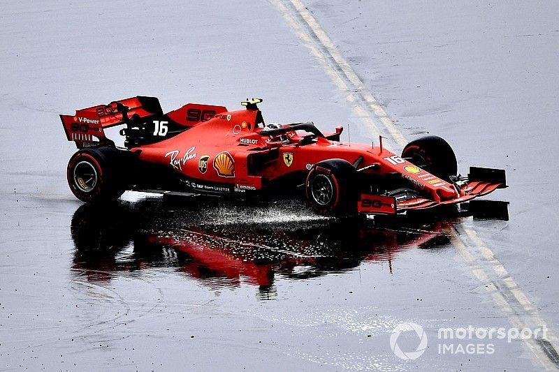 FIA não vê problema em área de escape escorregadia na Alemanha