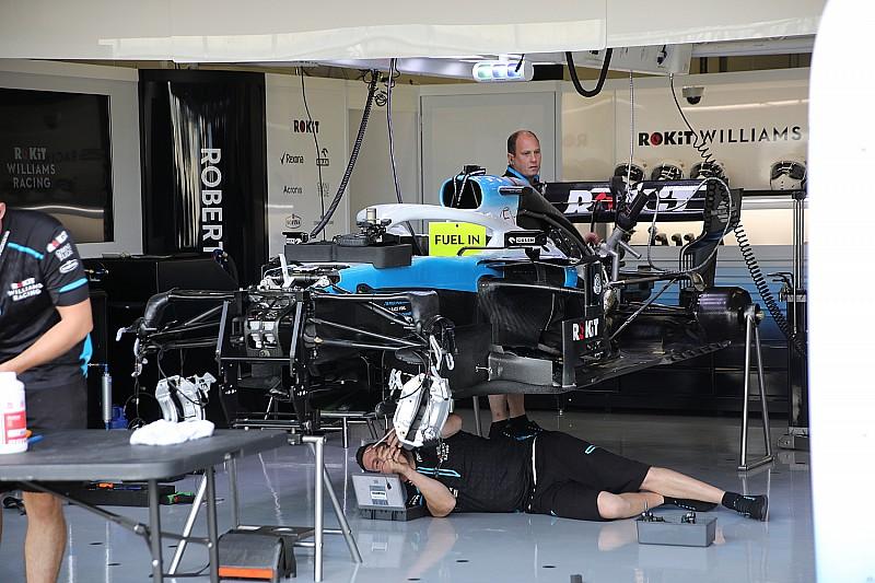 Williams bliski przedłużenia współpracy z Mercedesem