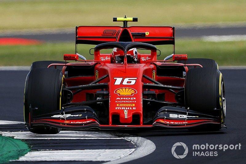 """Leclerc: Ferrari """"struggling a lot"""" in race trim"""