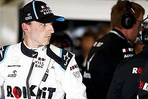 Williams admite que tirou Kubica do GP da Rússia por falta de peças de reposição