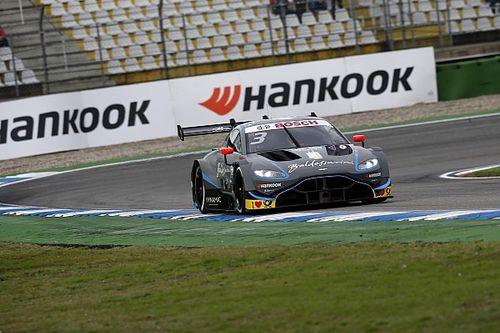 R-Motorsport Aston Martin en HWA beëindigen samenwerking
