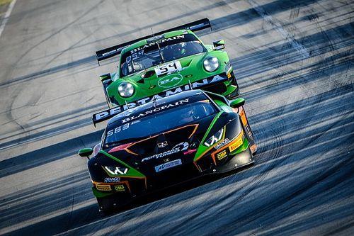 FFF Lamborghini pair steal Blancpain Endurance title