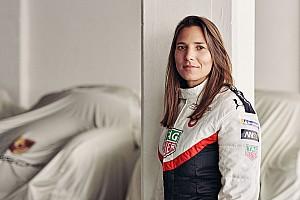 Simona de Silvestro 2020 mit Porsche im ADAC GT Masters