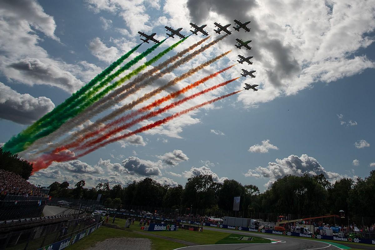 Megvan az Olasz Nagydíj időpontja, lesz verseny idén Monzában!