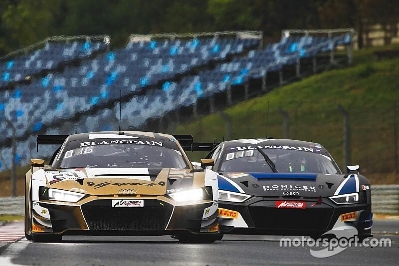 GT World: tre Audi R8 per la Saintéloc Racing nel 2020
