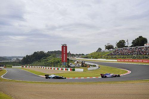 Ergebnis: Formel 1 Suzuka 2019, 2. Freies Training