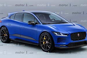 Jaguar I-Pace SVR, SUV elettrico elettrizzante