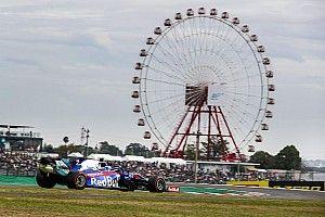 GP del Giappone: annullata la giornata di sabato!