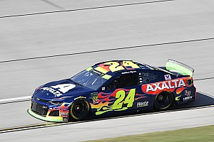 William Byron holds off Logano for Stage 1 win at Talladega