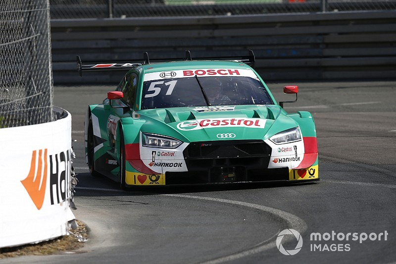 Norisring DTM: Muller smashes lap record for pole