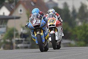 Moto2 Sachsenring: Marquez grijpt pole vanuit Q1