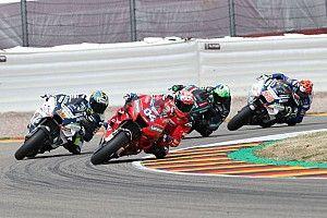 Dirección de Carrera advierte a cinco pilotos por entorpecer en pista