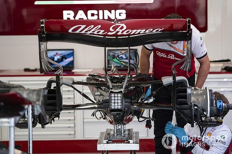 Újabb motorcsere az Alfa Romeónál, a Mercedes visszavesz a motorerőből
