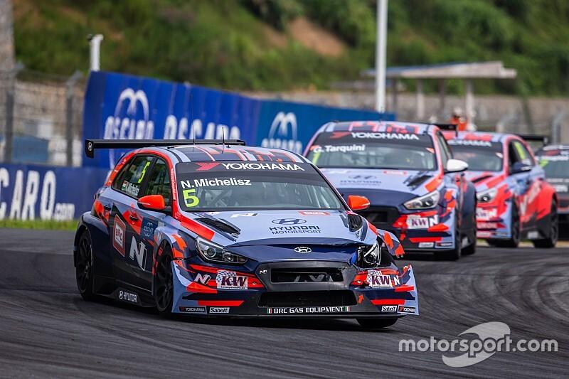 Hyundai podał kierowców na WTCR