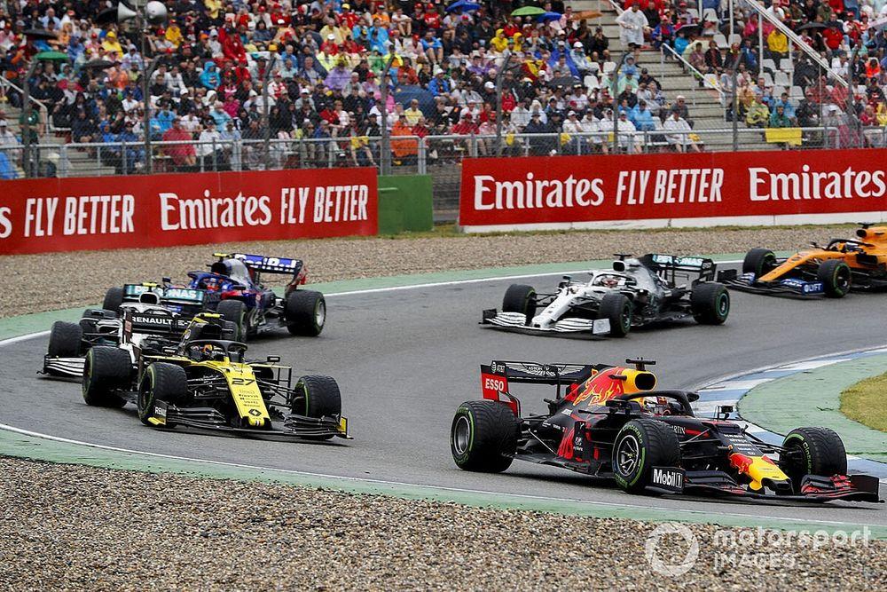 La F1 punta ad avere altre gare in stile Hockenheim nel 2021