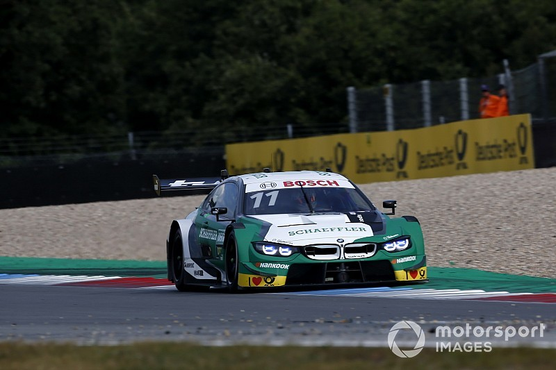 Assen DTM: Wittmann beats Rast to Saturday pole