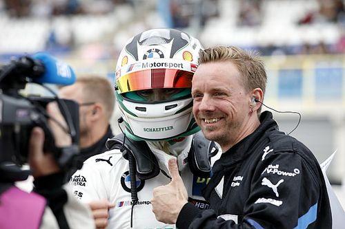 Marco Wittmann, maestro del DTM bajo la lluvia en Assen