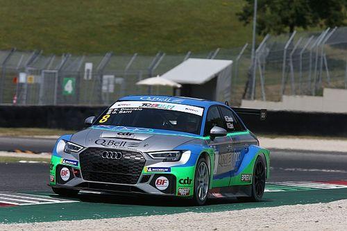 Giacomo Barri vince la Qualifying Race del TCR DSG al Mugello