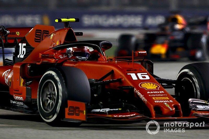 """Leclerc dice que la próxima vez se """"callará"""" en la radio"""