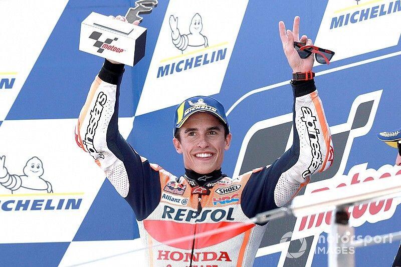 Márquez, inalcanzable en Motorland y va a Tailandia por el título
