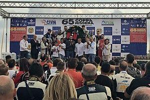 Simone Faggioli vince gara e titolo italiano alla Coppa Nissena