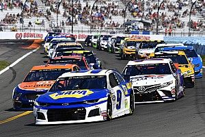 What time and channel is the NASCAR race at Watkins Glen?
