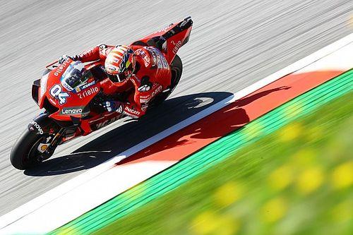 """Dovizioso: """"Vanaf eerste startrij kans om bij Marquez te blijven"""""""