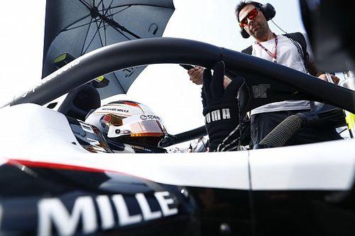 F2 Spa: De Vries pakt pole-position voor hoofdrace