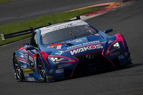 第5戦富士500マイル決勝速報:6号車WAKO'S 4CR LC500が優勝!