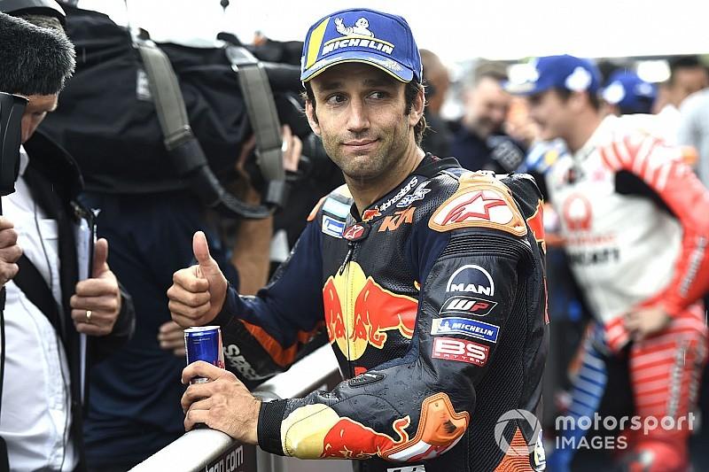 Zarco maradni akar a MotoGP-ben, de a visszalépéstől sem riad vissza
