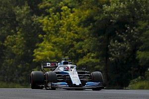 Russell jechał jak po pole position