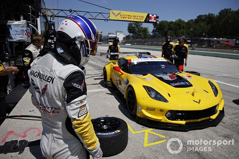 """Jan Magnussen se despide de Corvette: """"Gracias por los recuerdos"""""""