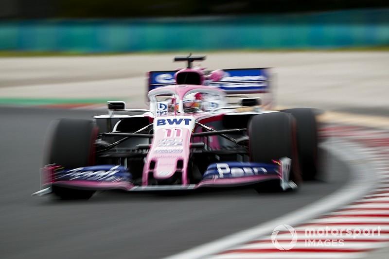 Perez, uzun yıllar Racing Point'te kalmak istiyor