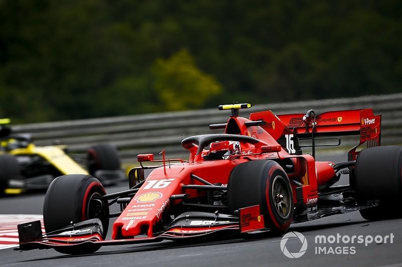 Leclerc espera corregir el rumbo tras un viernes difícil