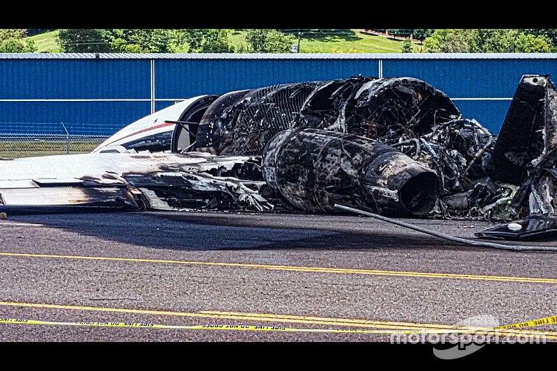 Se descubren las causas del accidente de Earnhardt Jr.
