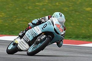 Ramírez se impone en Moto3