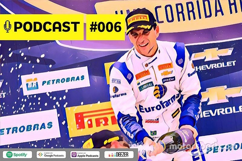 Podcast #006 - Daniel Serra fala sobre Corrida do Milhão e possível 3ª geração da família nas pistas