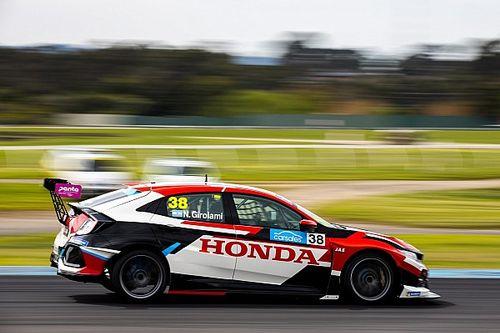 TCR Australia: WTCR star Girolami dominates practice