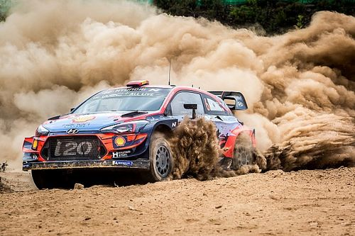 Sordo gets seven-round Hyundai WRC deal for 2020