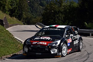 Luca Pedersoli ed Anna Tomasi sono Campioni del WRC tricolore!