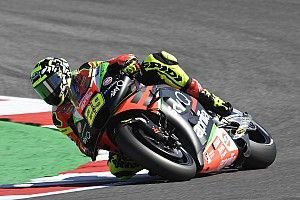 Iannone ruled out of Misano due to shoulder injury